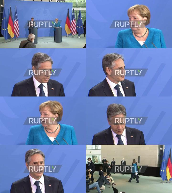 Germany: US has 'no better friend' than Germany - Blinken