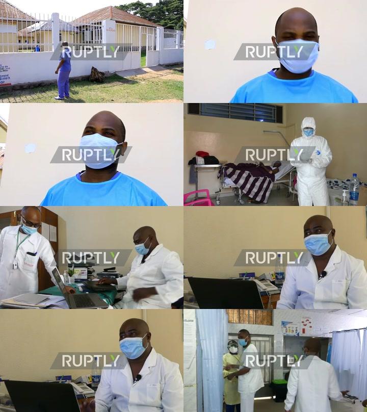 Democratic Republic of Congo: Hospitals struggle with oxygen shortage as corona cases surge