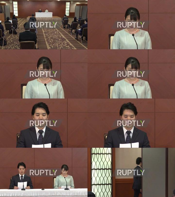 Japan's Princess Mako gives up title after marrying non-royal boyfriend